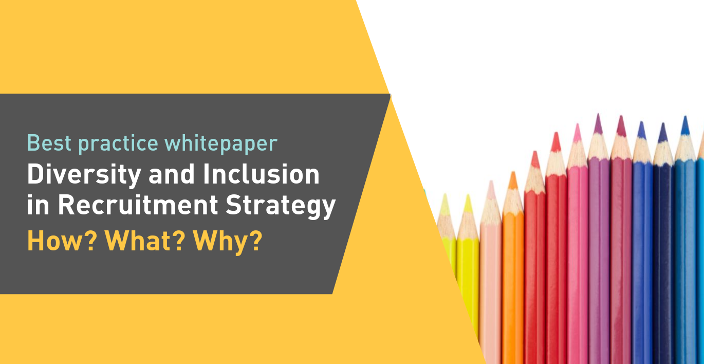 Download our free Diversity & Inclusion best practice whitepaper