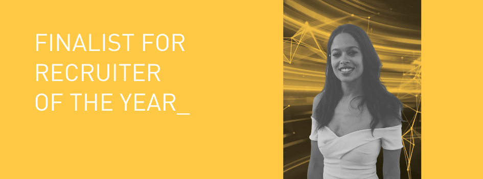 Lorien's Eleanor Carroll is a Finalist for Recruiter of the Year at the Made in Manchester Awards