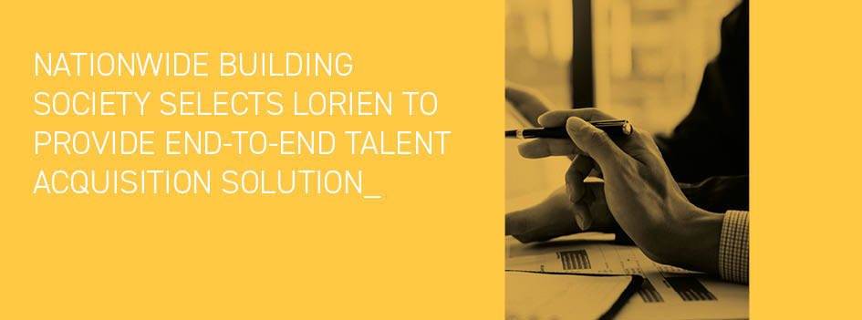 Nationwide selects Lorien for end-to-end talent acquisition solution